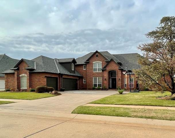 8029 NW 124th Street, Oklahoma City, OK 73142 (MLS #953202) :: Maven Real Estate