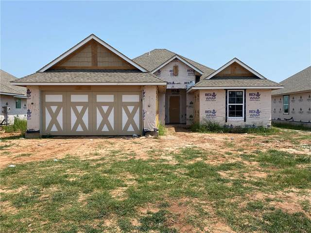 1112 Labelle Drive, Newcastle, OK 73065 (MLS #953241) :: Sold by Shanna- 525 Realty Group