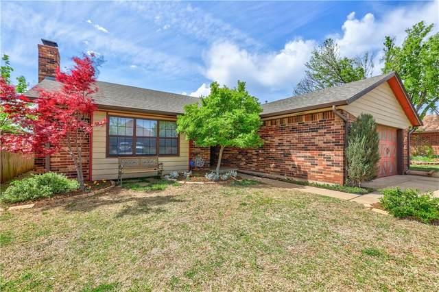 6312 Westpark Drive, Oklahoma City, OK 73142 (MLS #953263) :: Homestead & Co