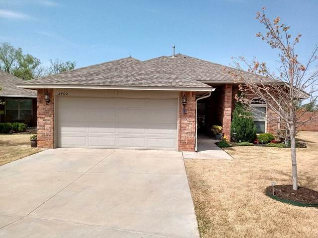5400 Clearwater Drive, Oklahoma City, OK 73179 (MLS #953317) :: Keller Williams Realty Elite