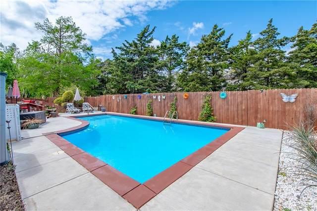8917 N Kensington Road, Oklahoma City, OK 73132 (MLS #953323) :: Homestead & Co