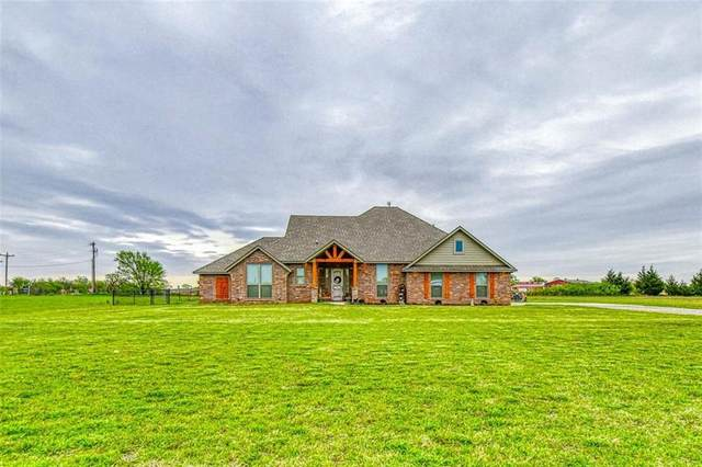 2413 Potter Avenue, Goldsby, OK 73093 (MLS #953426) :: Erhardt Group at Keller Williams Mulinix OKC