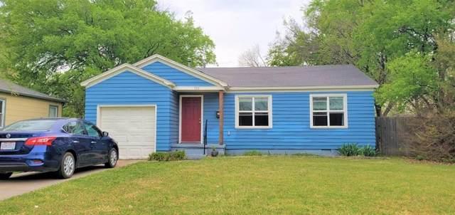 101 W Vida Way, Norman, OK 73069 (MLS #953472) :: Maven Real Estate