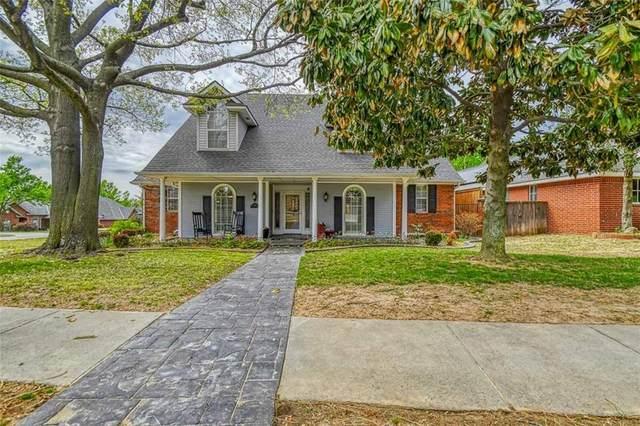 616 Riverwalk Court, Norman, OK 73072 (MLS #953521) :: Maven Real Estate