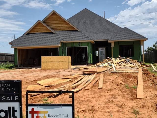 15824 Rockwell Park Lane, Oklahoma City, OK 73013 (MLS #953681) :: The UB Home Team at Whittington Realty