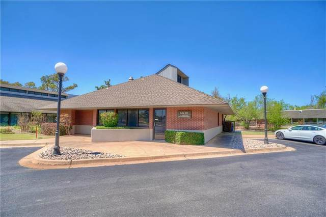 8811 E Reno Avenue #103, Midwest City, OK 73110 (MLS #953791) :: The UB Home Team at Whittington Realty