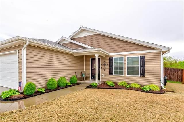 15509 S Calm Wind Drive, Oklahoma City, OK 73170 (MLS #953862) :: Erhardt Group at Keller Williams Mulinix OKC