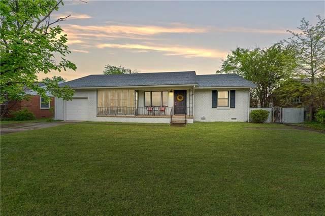1315 Ann Arbor Drive, Norman, OK 73069 (MLS #953877) :: Maven Real Estate