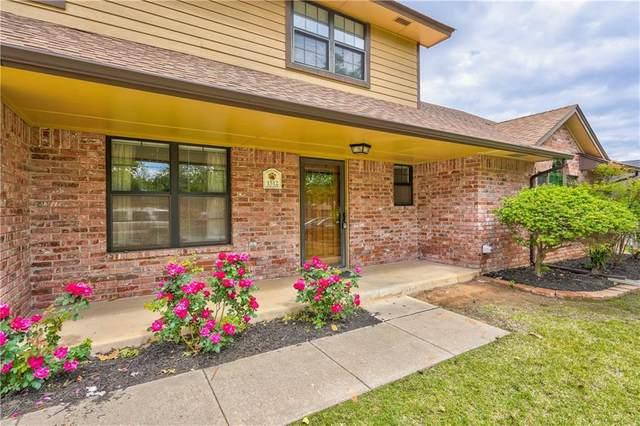 1512 Brown Oaks Drive, Oklahoma City, OK 73127 (MLS #953952) :: KG Realty