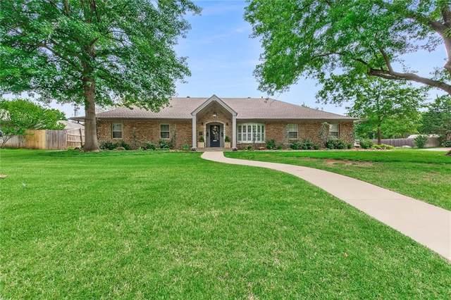 1201 Westchester Drive, Oklahoma City, OK 73114 (MLS #953980) :: Homestead & Co