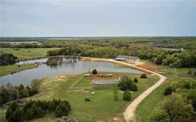 33431 Highway 39, Wanette, OK 74878 (MLS #954023) :: Maven Real Estate
