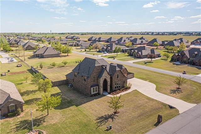 4602 Bridle Ridge Road, Tuttle, OK 73089 (MLS #954112) :: KG Realty
