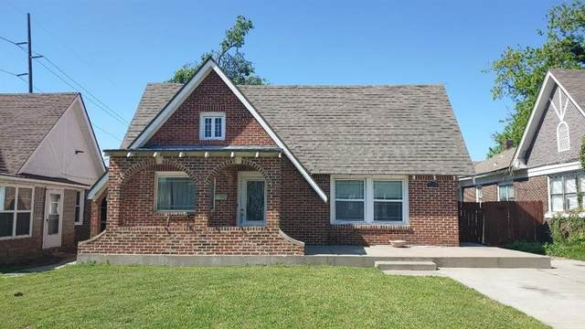 1519 NW 18th Street, Oklahoma City, OK 73106 (MLS #954197) :: Maven Real Estate