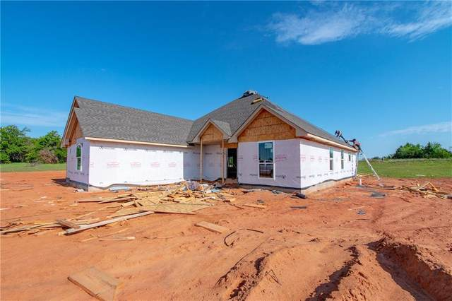 2381 County Road 1262, Blanchard, OK 73010 (MLS #954216) :: Erhardt Group at Keller Williams Mulinix OKC