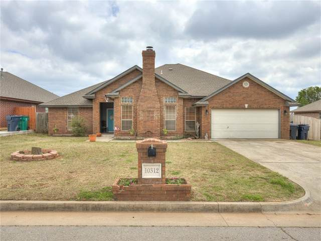 10312 NW 39th Street, Yukon, OK 73099 (MLS #954280) :: Keller Williams Realty Elite