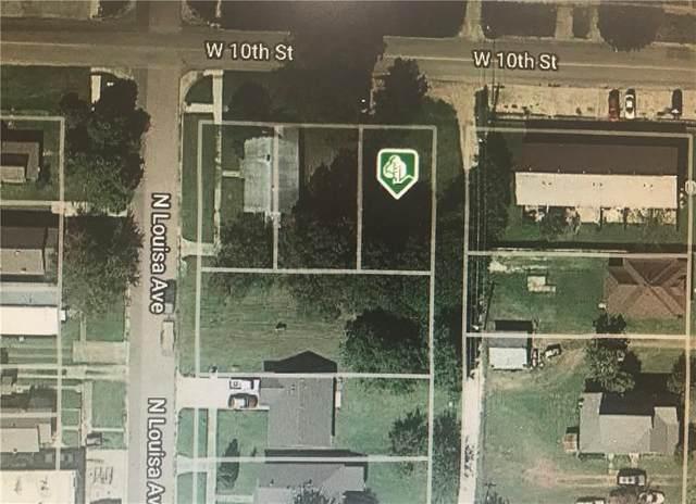 311 W 10th Street, Shawnee, OK 74801 (MLS #954524) :: Erhardt Group at Keller Williams Mulinix OKC