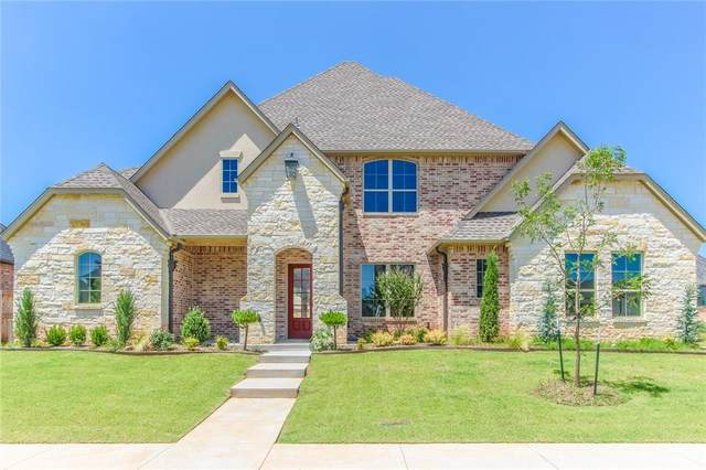 4419 Fountain View, Norman, OK 73072 (MLS #954578) :: The UB Home Team at Whittington Realty
