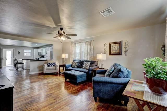 621 N Jackson Avenue, Blanchard, OK 73010 (MLS #954792) :: Maven Real Estate