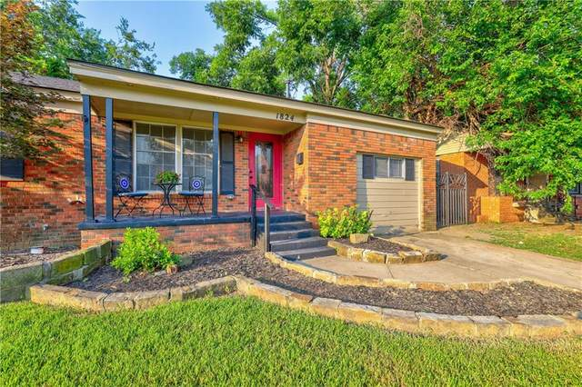 1824 Andover Court, The Village, OK 73120 (MLS #954862) :: ClearPoint Realty