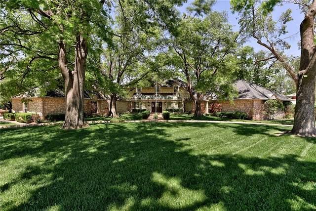 3317 Hickory Stick Road, Oklahoma City, OK 73120 (MLS #955098) :: KG Realty
