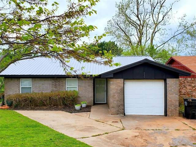 315 S Adams Street, Pocasset, OK 73079 (MLS #955220) :: Keller Williams Realty Elite