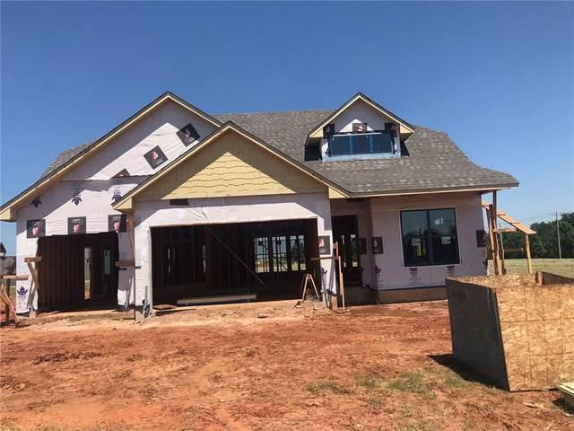 13300 Prairie Circle, Edmond, OK 73025 (MLS #955250) :: The UB Home Team at Whittington Realty