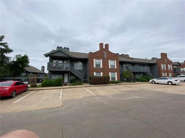 11525 N Meridian Avenue #227, Oklahoma City, OK 73120 (MLS #955382) :: KG Realty