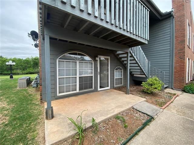 11525 N Meridian Avenue #105, Oklahoma City, OK 73120 (MLS #955384) :: KG Realty