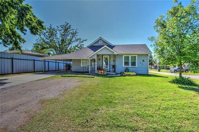 323 N Monroe Avenue, Blanchard, OK 73010 (MLS #955404) :: Maven Real Estate