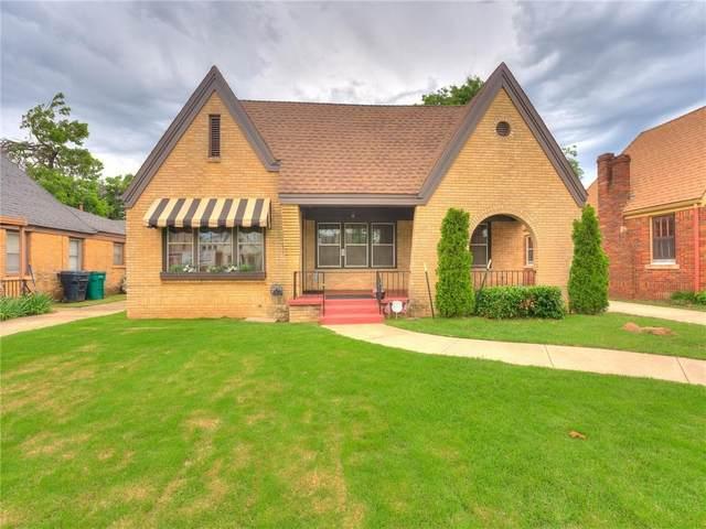 3415 NW 22nd Street, Oklahoma City, OK 73107 (MLS #955562) :: Homestead & Co