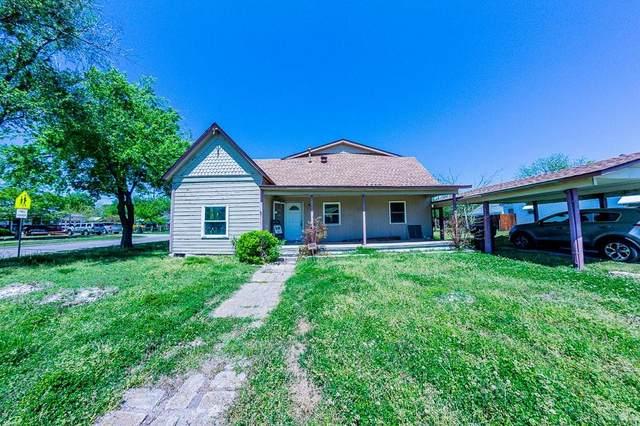 101 E Hughbert Street, Norman, OK 73069 (MLS #955587) :: Homestead & Co