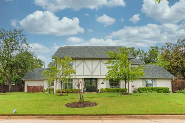 3201 Canyon Road, Oklahoma City, OK 73120 (MLS #955665) :: The UB Home Team at Whittington Realty