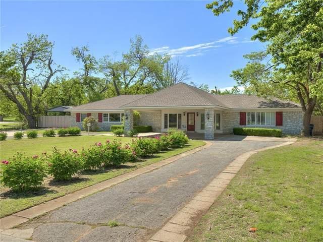 8010 NW 36th Street, Bethany, OK 73008 (MLS #955694) :: The UB Home Team at Whittington Realty