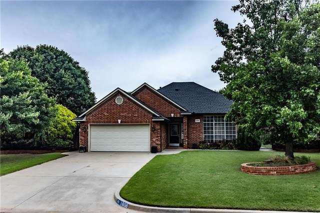 1808 Debra Drive, Weatherford, OK 73096 (MLS #955776) :: ClearPoint Realty