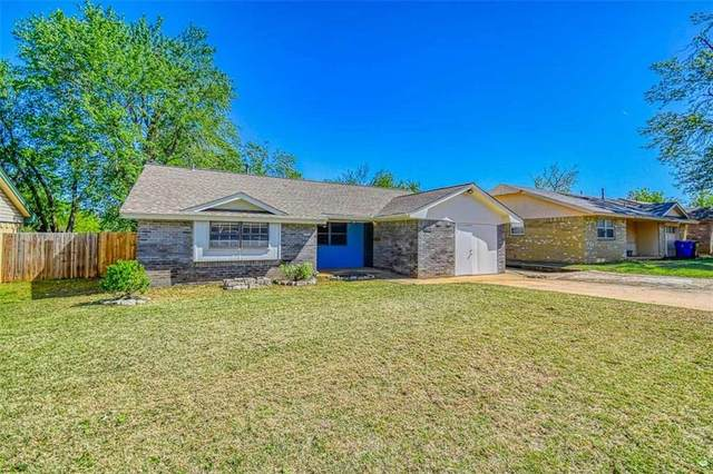 1613 Rock Hollow Drive, Norman, OK 73071 (MLS #955786) :: The UB Home Team at Whittington Realty