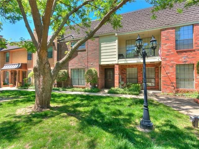 7808 Old Hickory Lane, Oklahoma City, OK 73116 (MLS #955867) :: Erhardt Group at Keller Williams Mulinix OKC