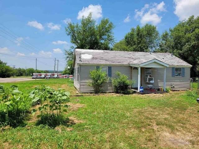 402 N 14th Street, Okemah, OK 74859 (MLS #955917) :: Maven Real Estate