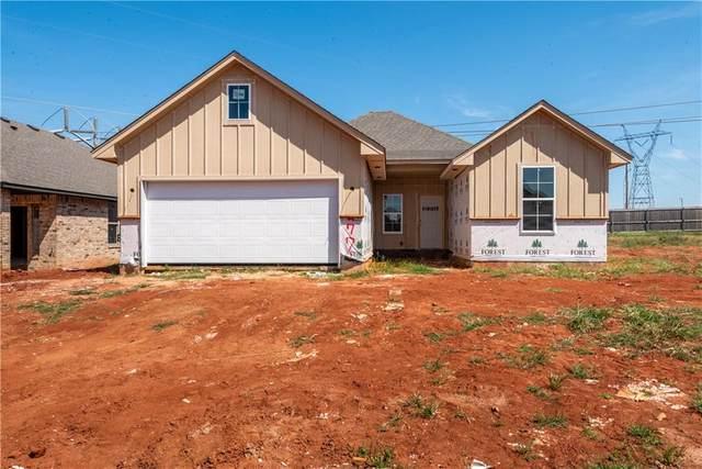 6277 NW 178th Terrace, Edmond, OK 73012 (MLS #956040) :: Maven Real Estate