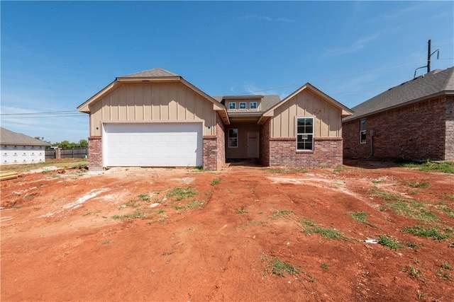 6253 NW 178th Terrace, Edmond, OK 73012 (MLS #956041) :: Maven Real Estate
