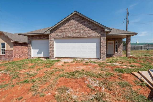 6243 NW 178th Terrace, Edmond, OK 73012 (MLS #956043) :: Maven Real Estate