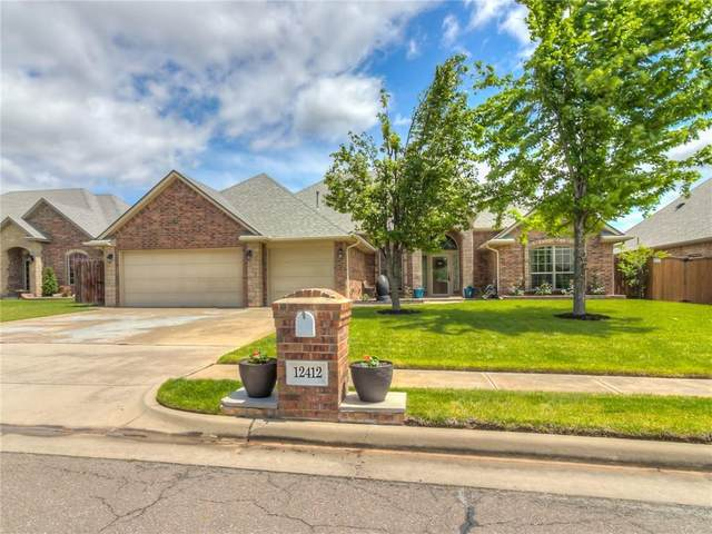 12412 S Jasper Avenue, Oklahoma City, OK 73170 (MLS #956056) :: Maven Real Estate