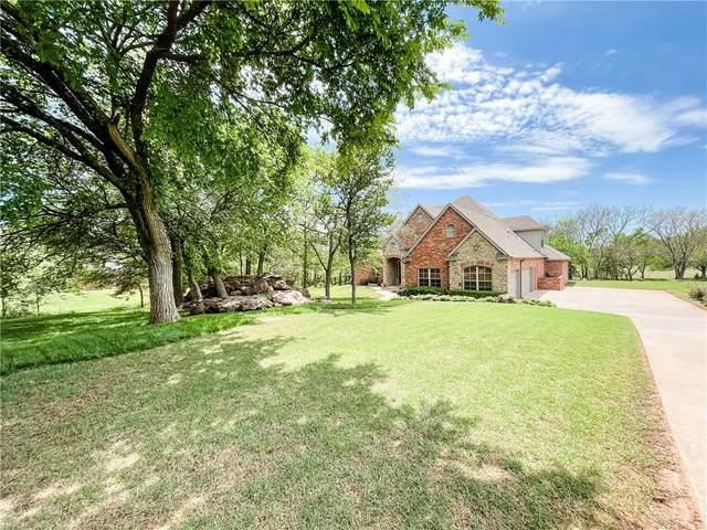8014 Redhawk Lane, Edmond, OK 73034 (MLS #956302) :: Maven Real Estate