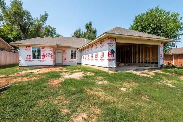 5821 N Rhode Island Avenue, Oklahoma City, OK 73111 (MLS #956343) :: Maven Real Estate