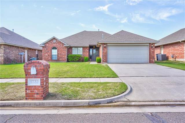 1732 SW 31st Street, Moore, OK 73160 (MLS #956437) :: Maven Real Estate
