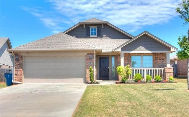12621 Oola Court, Choctaw, OK 73020 (MLS #956444) :: Homestead & Co