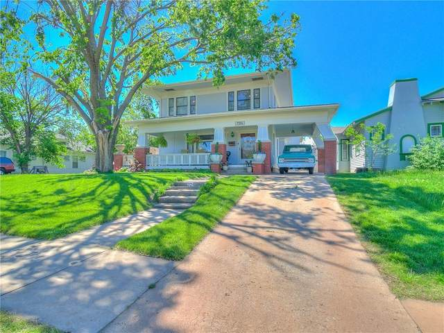 724 NW 21st Street, Oklahoma City, OK 73103 (MLS #956697) :: KG Realty