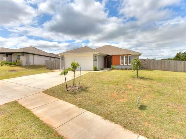 12457 Native Hill Drive, Choctaw, OK 73020 (MLS #956699) :: Homestead & Co