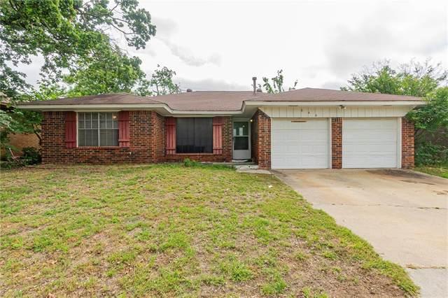 644 N Markwell Avenue, Oklahoma City, OK 73127 (MLS #956714) :: KG Realty