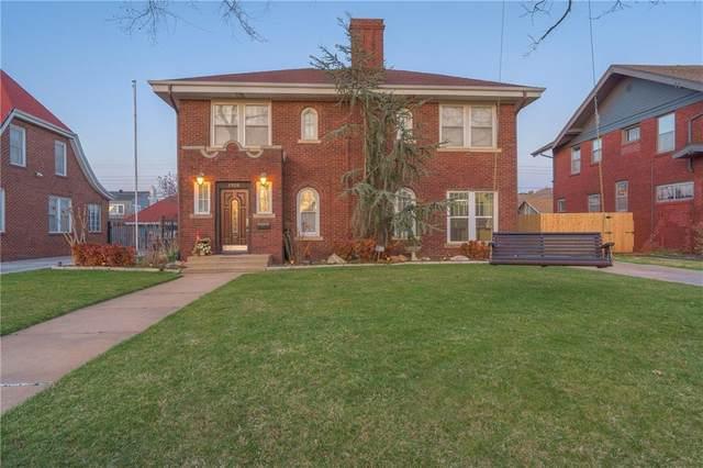 1910 N Indiana Avenue, Oklahoma City, OK 73106 (MLS #956746) :: Homestead & Co