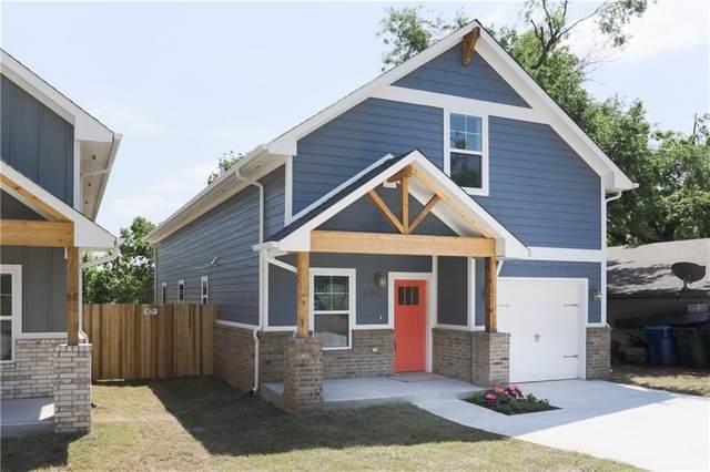 606 S Littler Avenue, Edmond, OK 73034 (MLS #956786) :: ClearPoint Realty